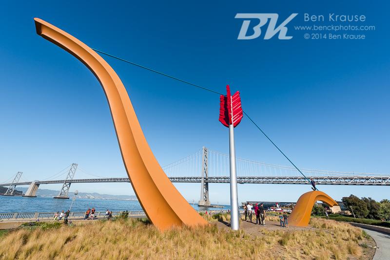 San Francisco, California on May 25, 2014.  Photo by Ben Krause