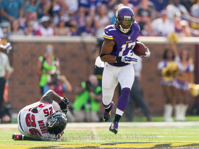 1598Minnesota Viking vs. Atlanta Falcons, September 28, 2014