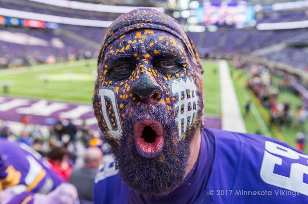 Minnesota Vikings vs. Chicago Bears on December 31 9044c5b70